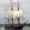 Concentración náutica: Brest - Francia